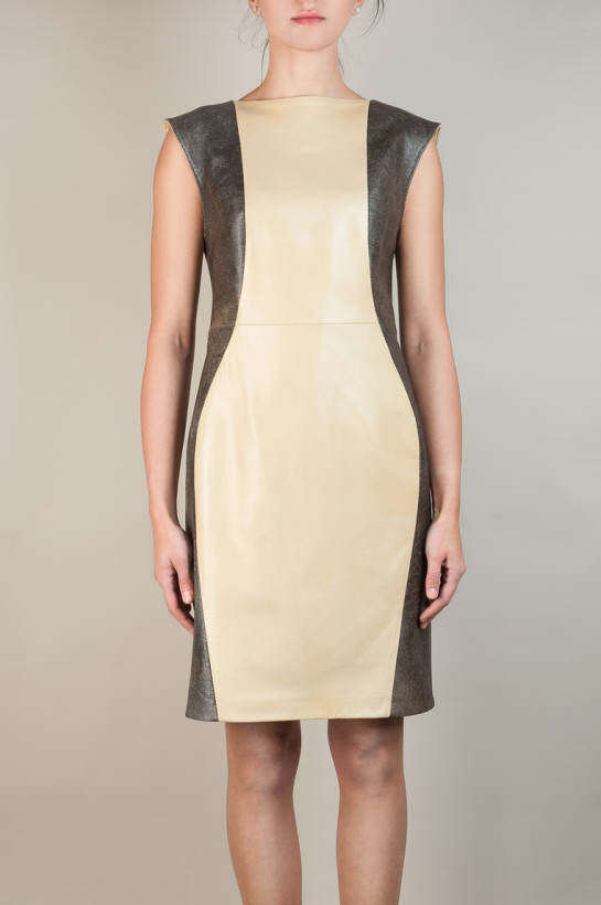 Sukienka jasny przód